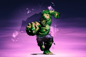 Hulk Wallpaper power