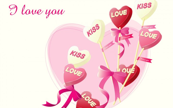I Love You Wallpapers HD A18
