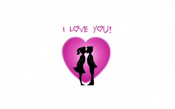 I Love You Wallpapers HD A19