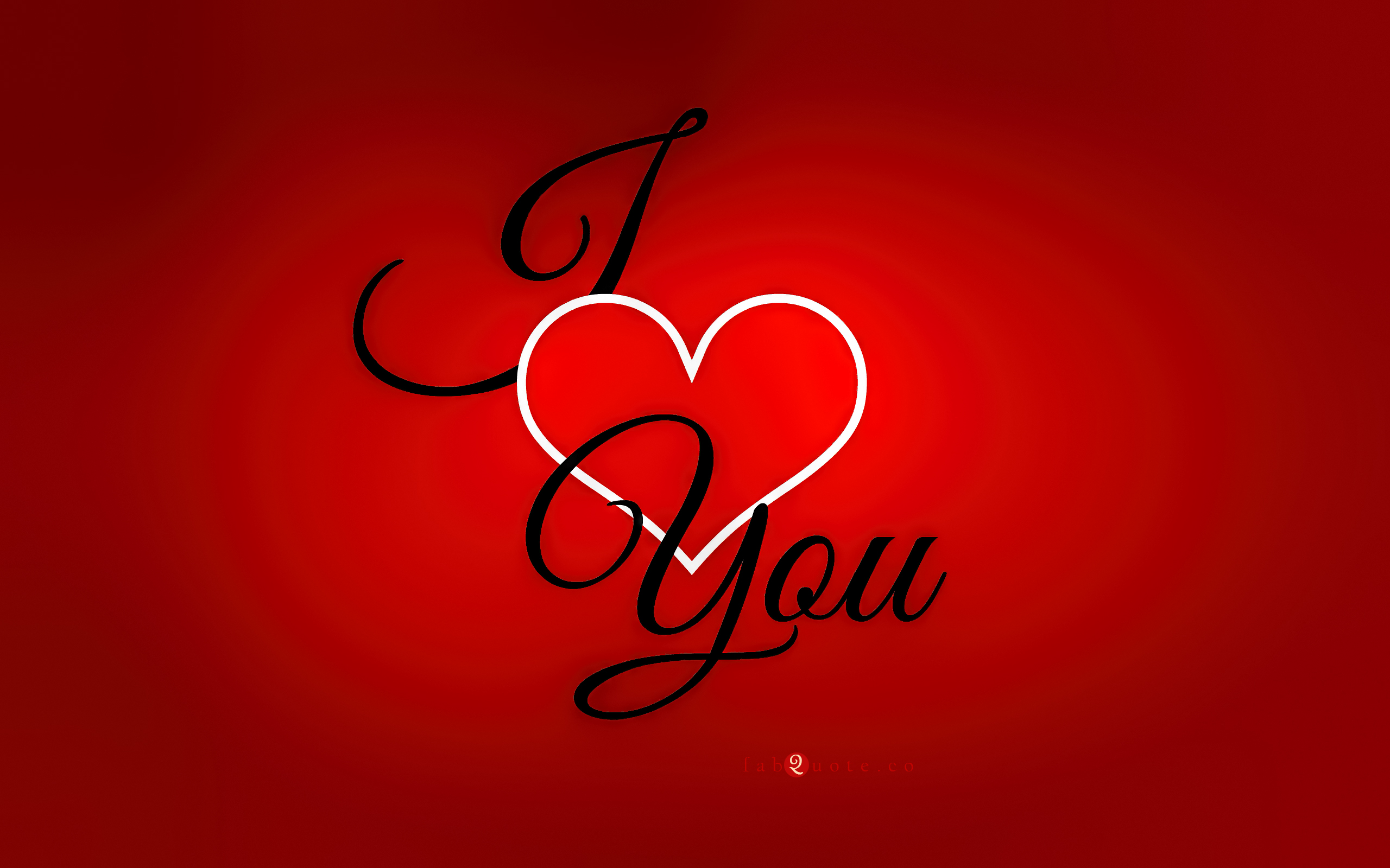 I Love You Wallpapers Hd A