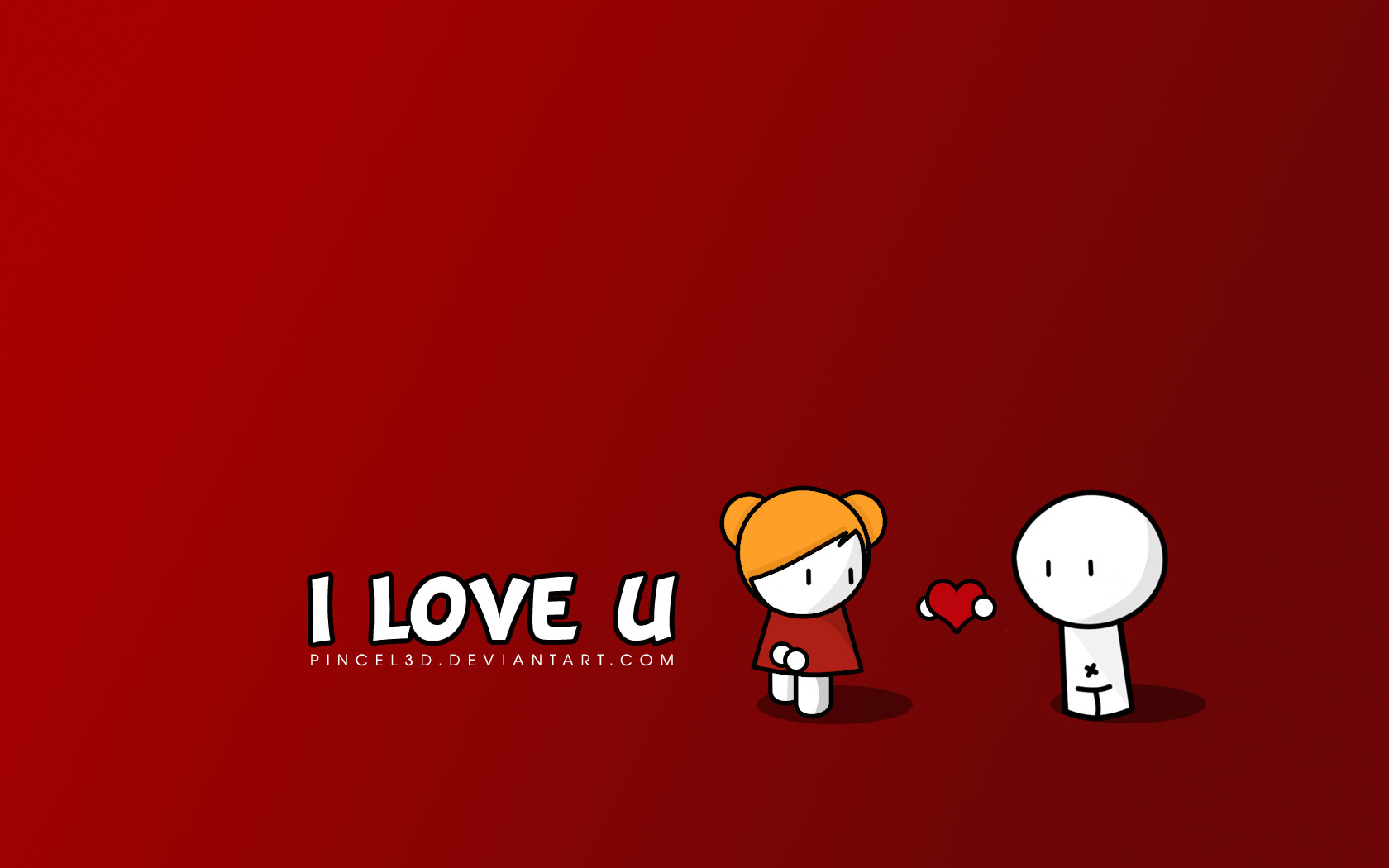 I Love You Wallpaper For Pc : I Love You Wallpapers HD A40 - HD Desktop Wallpapers 4k HD