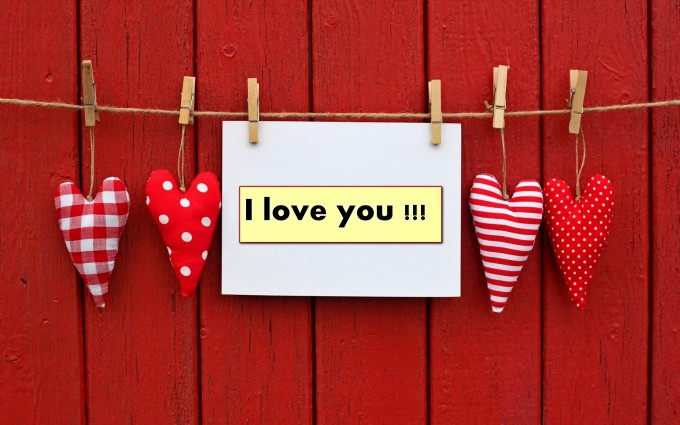 I Love You Wallpapers HD A9