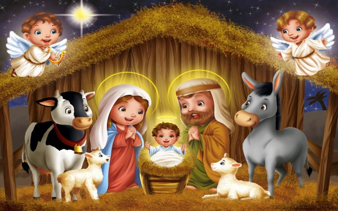Jesus Wallpapers Images HD christmas