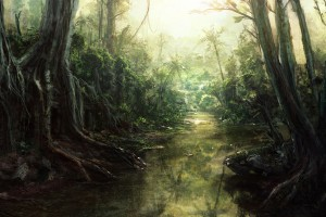 Jungle Wallpapers nature river