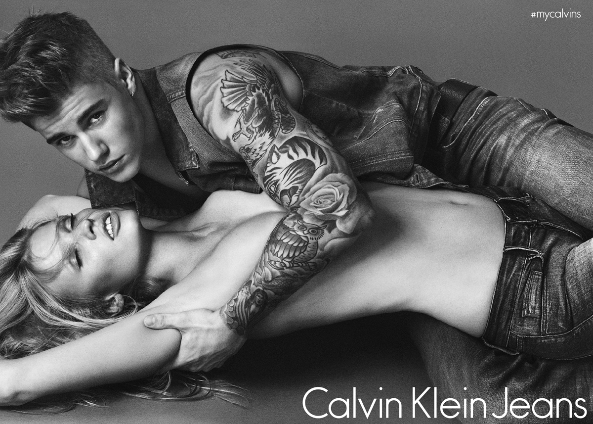 Justin Bieber wallpapers Lara Stone