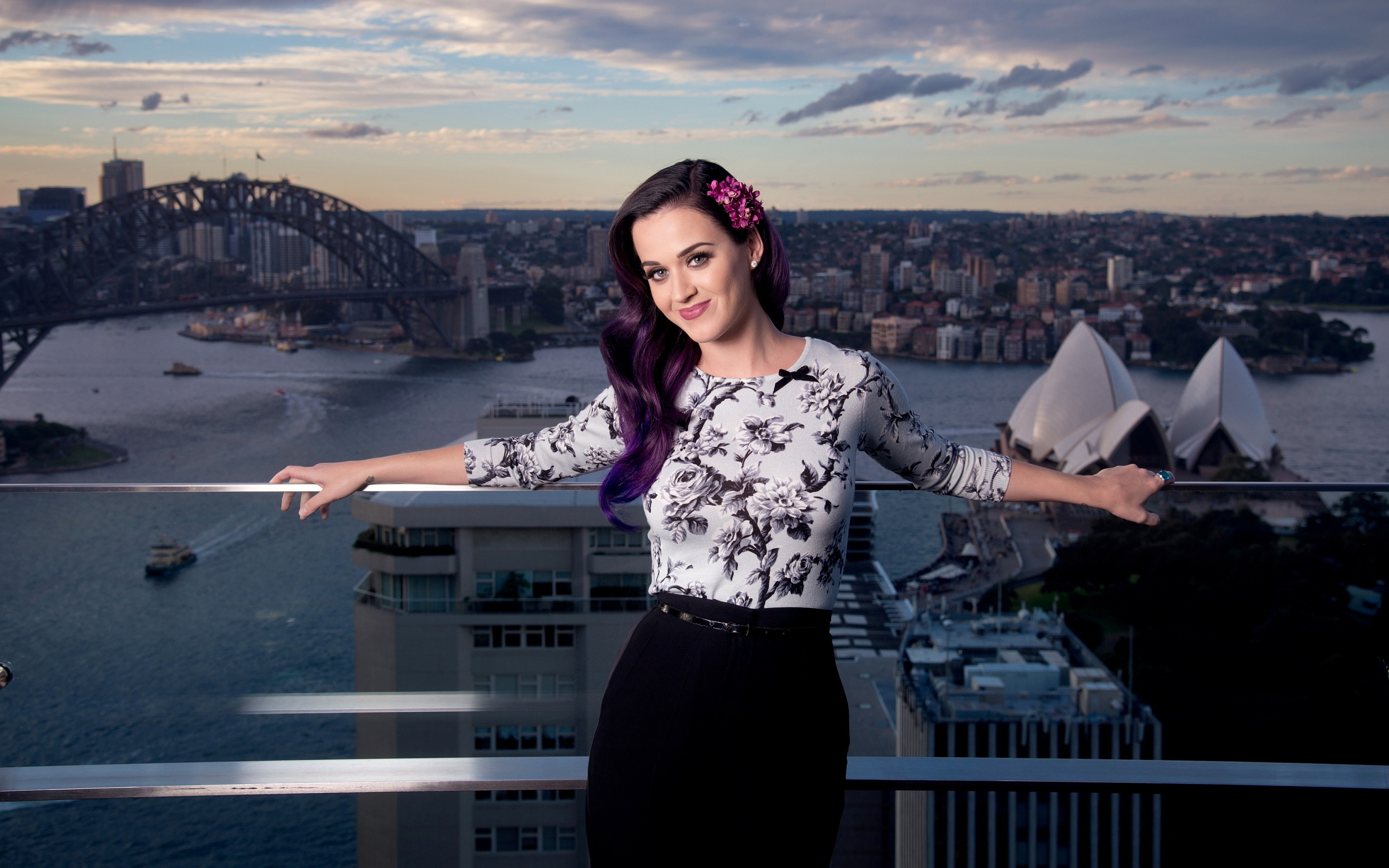 Katy Perry Wallpaper city