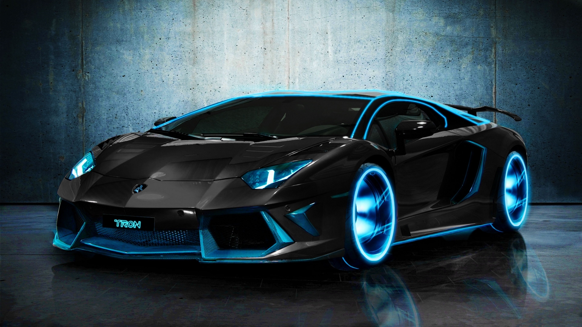 Tron Lamborghini Aventador Wallpapers HD A11 Black - lamborghini aventador desktop sports cars, race cars, luxury cars, expensive cars, wallpapers pictures images free download