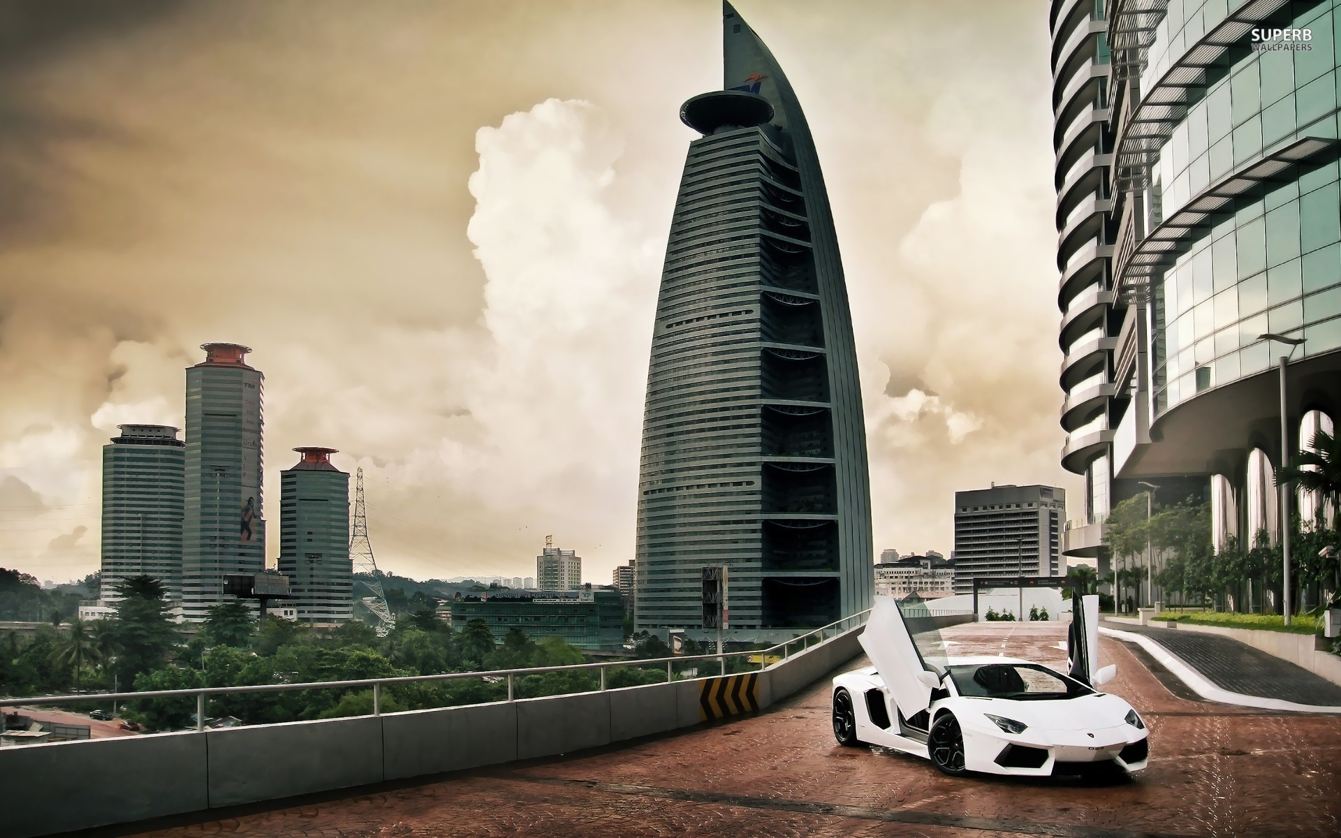 Lamborghini Aventador Wallpapers A35