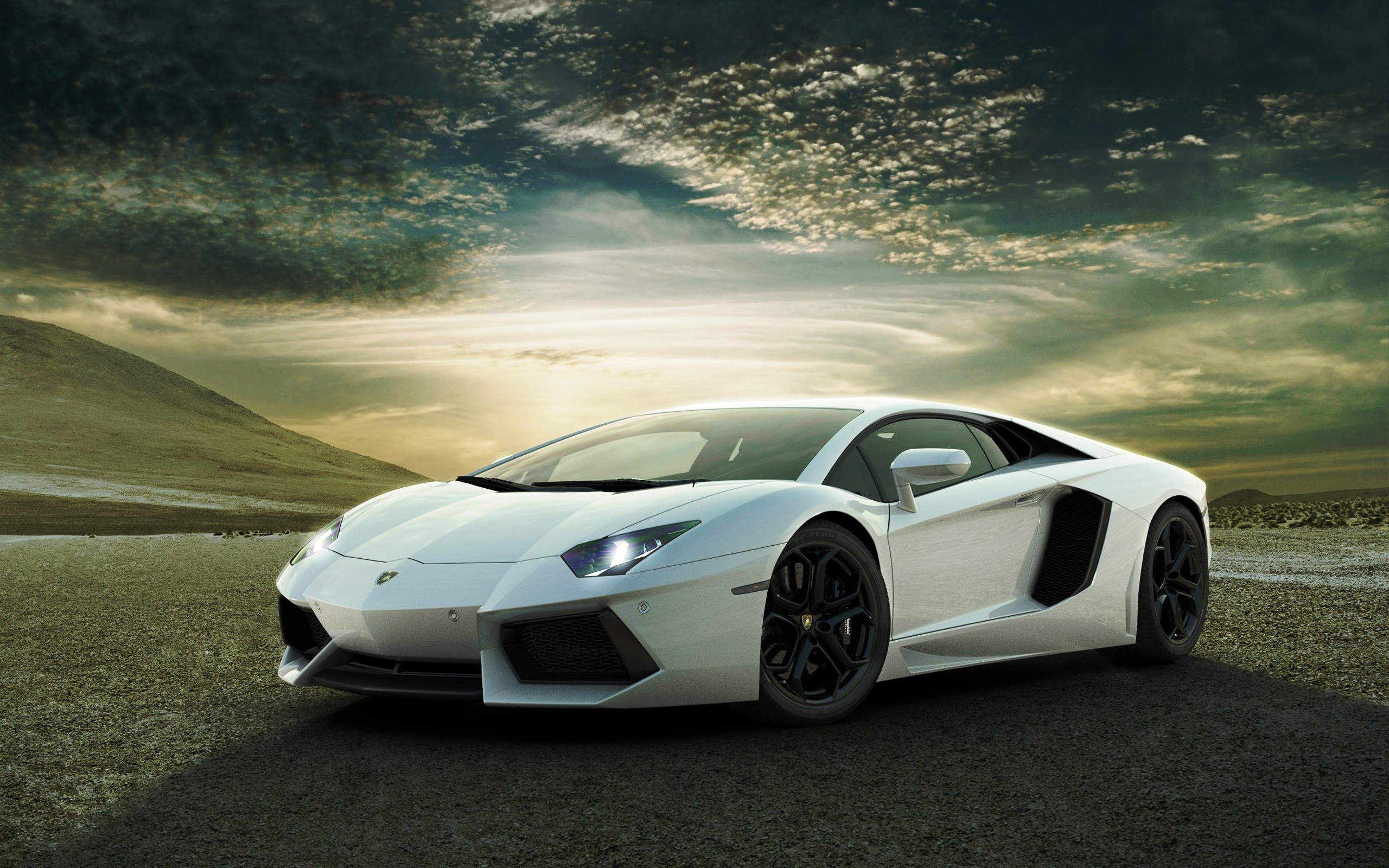 Lamborghini Aventador Wallpapers A43