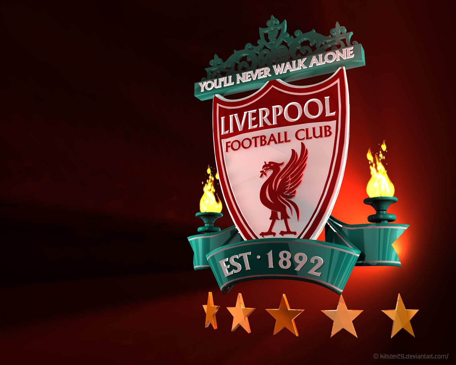 Liverpool Wallpapers HD fc badge