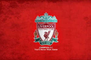 Liverpool Wallpapers HD white fonts