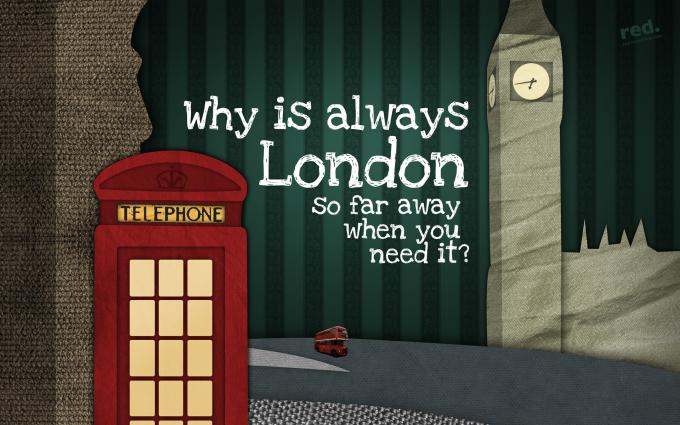 London Wallpapers HD fancy