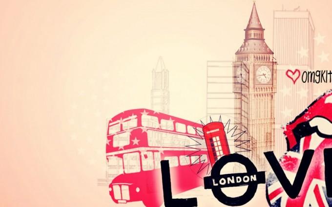 London Wallpapers HD London cartoon
