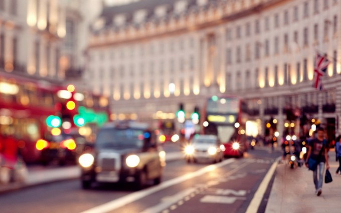 London Wallpapers HD traffic streets