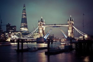 London Wallpapers HD london bridge lights
