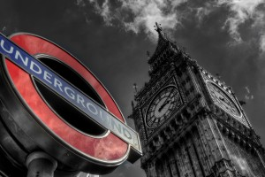 London Wallpapers HD sign board