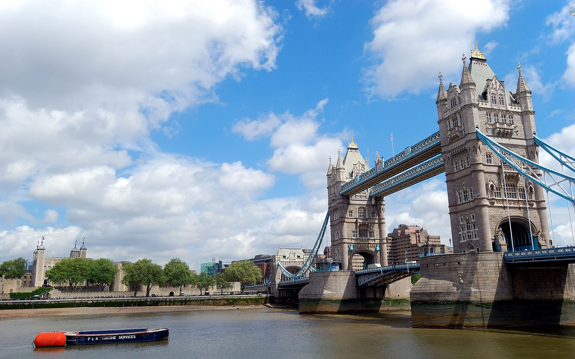 London Wallpapers HD london bridge