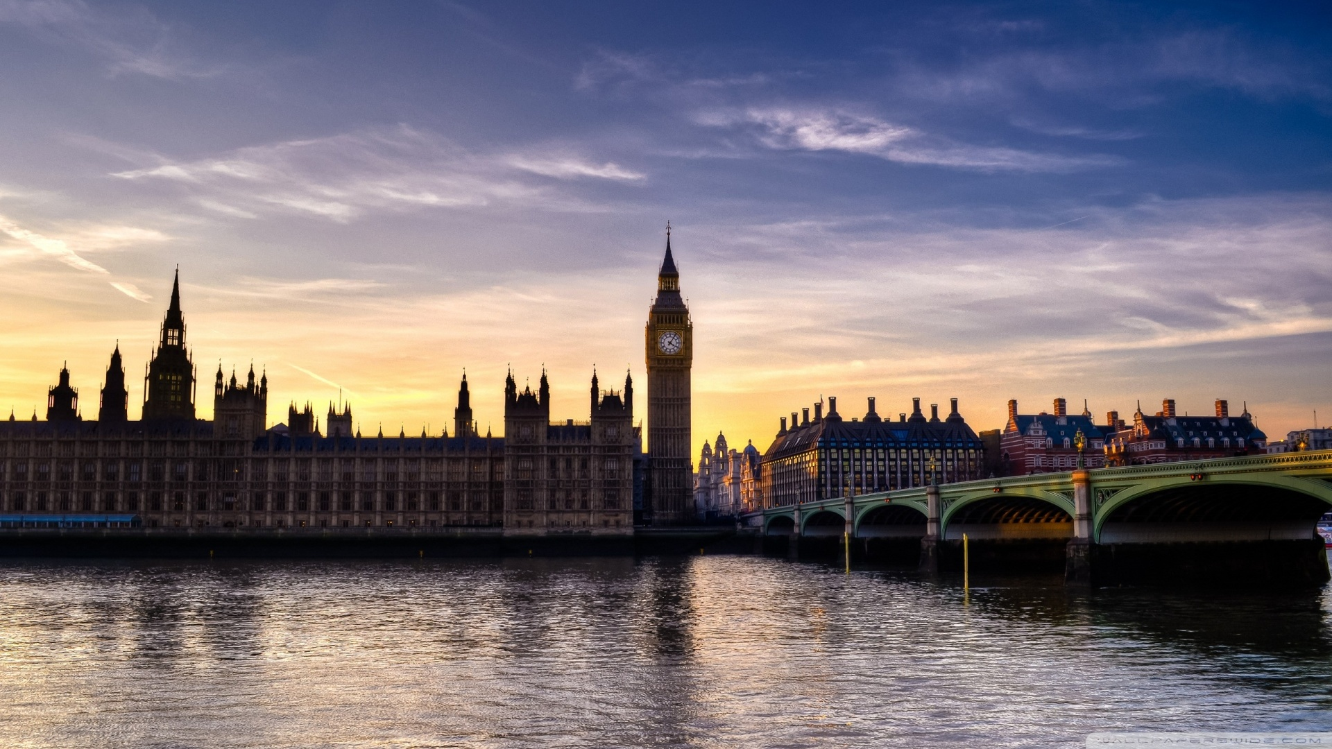 London Wallpapers HD clock3