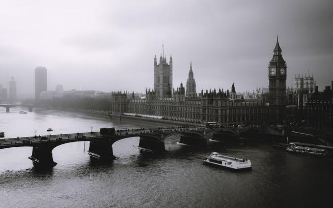 London Wallpapers HD vintage clock