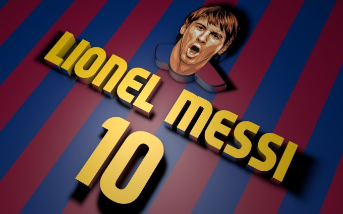Messi Wallpaper 10