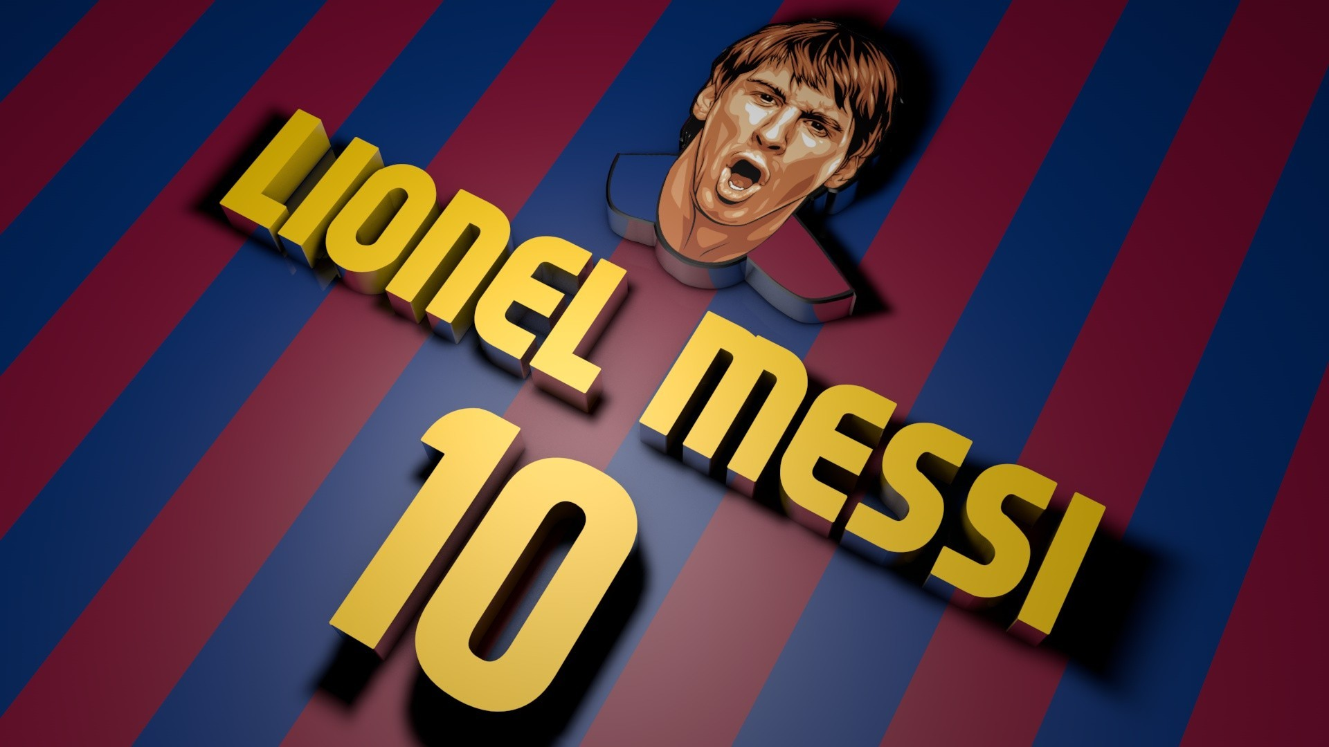 Messi Wallpaper 10