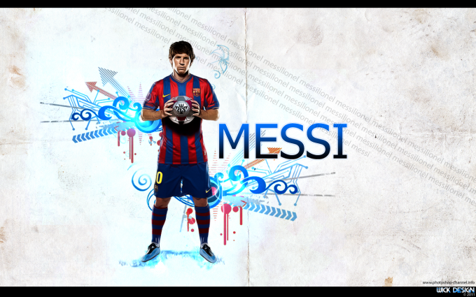 Messi Wallpaper animated