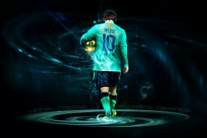 Messi Wallpaper awsome