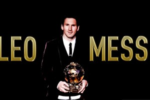 Messi Wallpaper cup