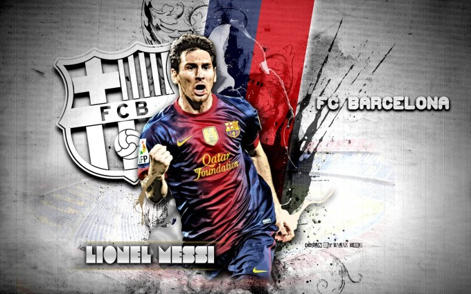 Messi Wallpaper fcb