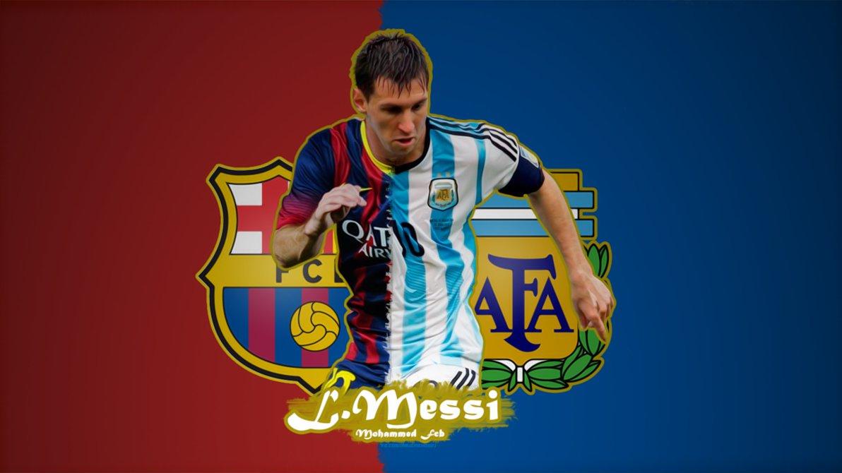 Messi Wallpaper fcb afa