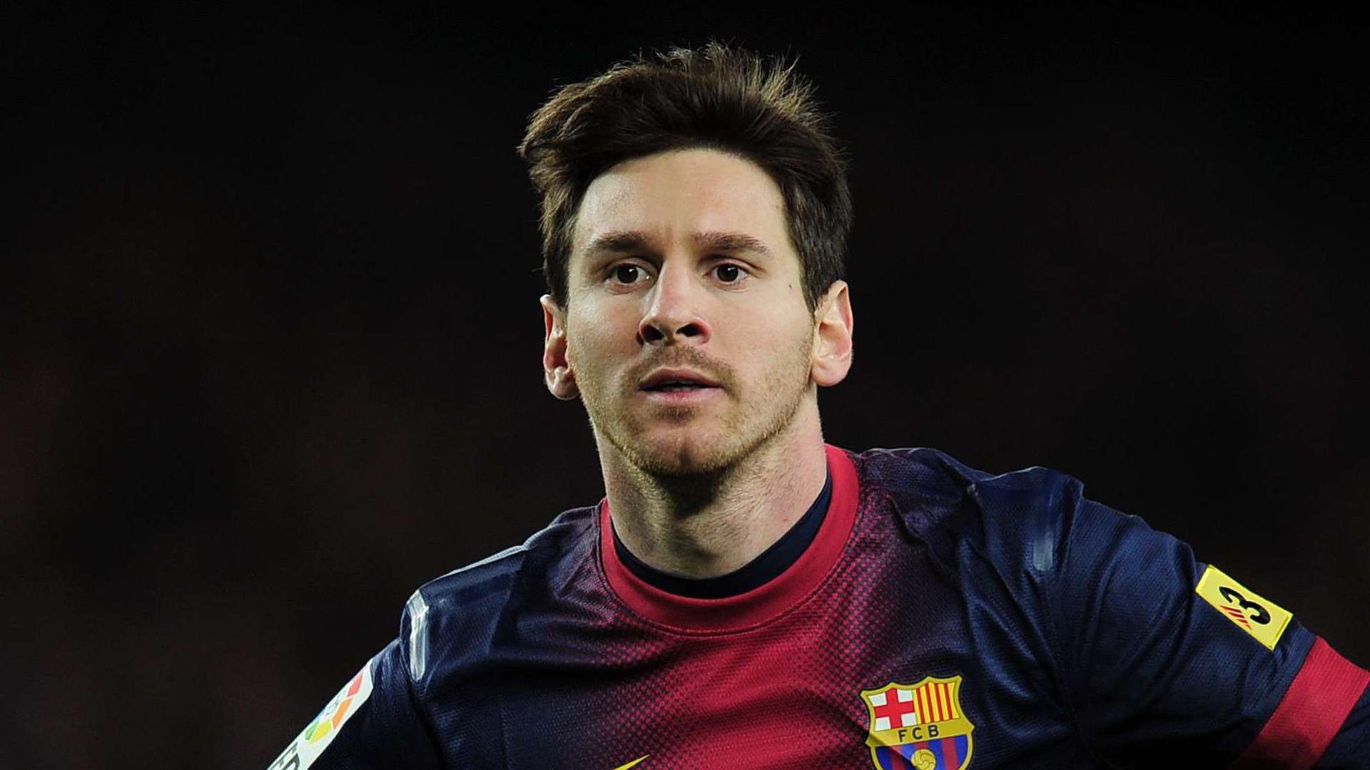Lionel Messi Celebration
