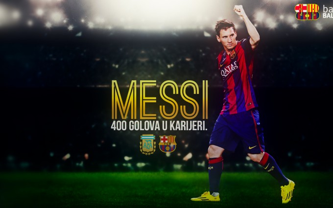 Messi Wallpaper goal win