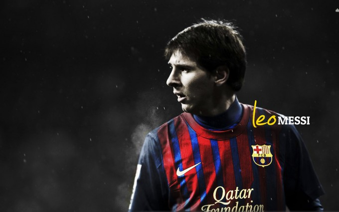 Messi Wallpaper qatar