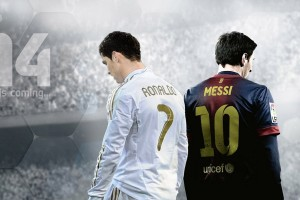 Messi Wallpaper ronaldo