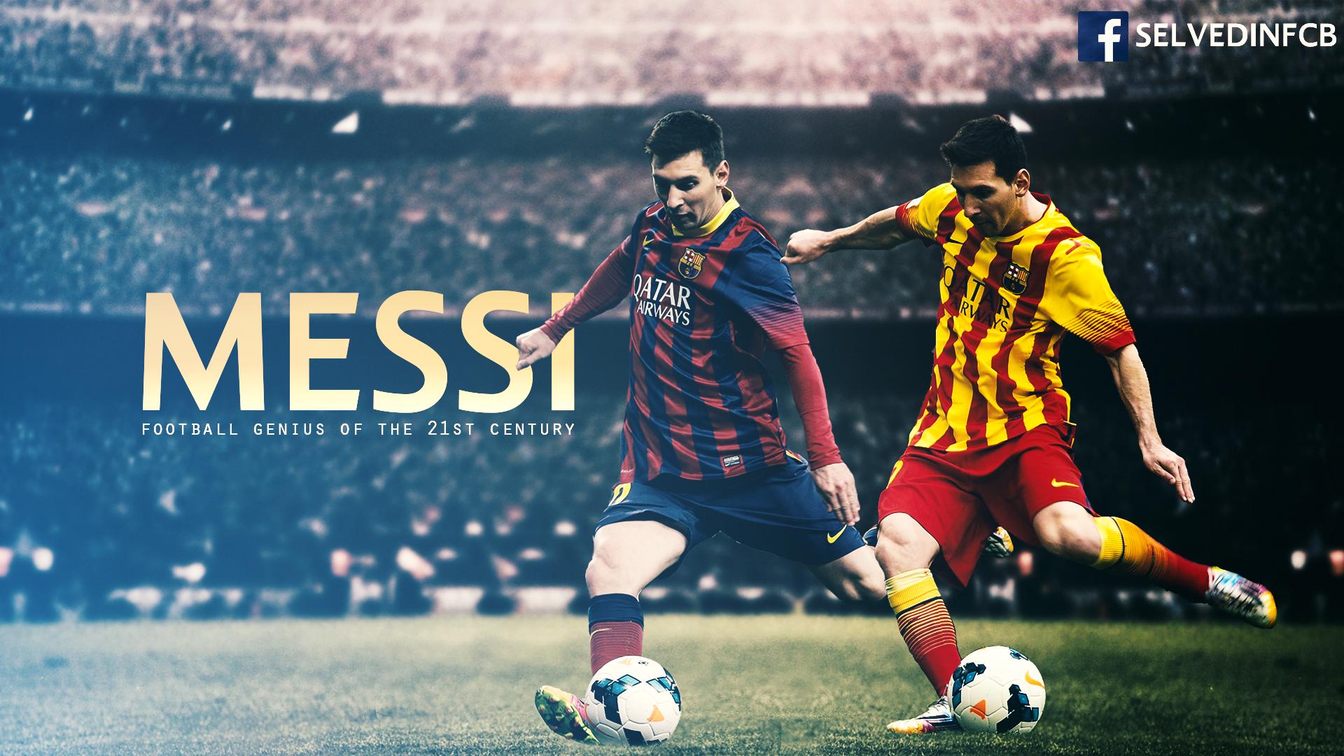 Soccer wallpaper messi