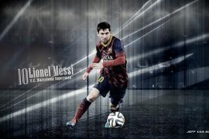 Messi leo Wallpaper