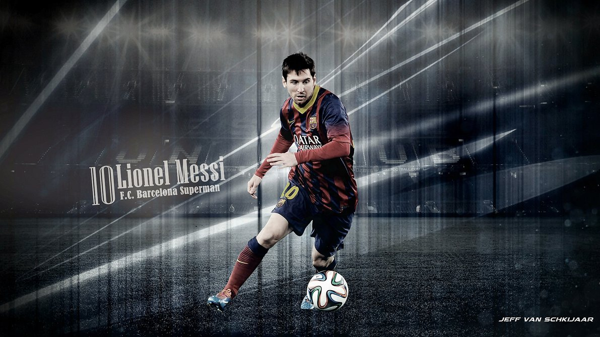 Messi leo Wallpaper