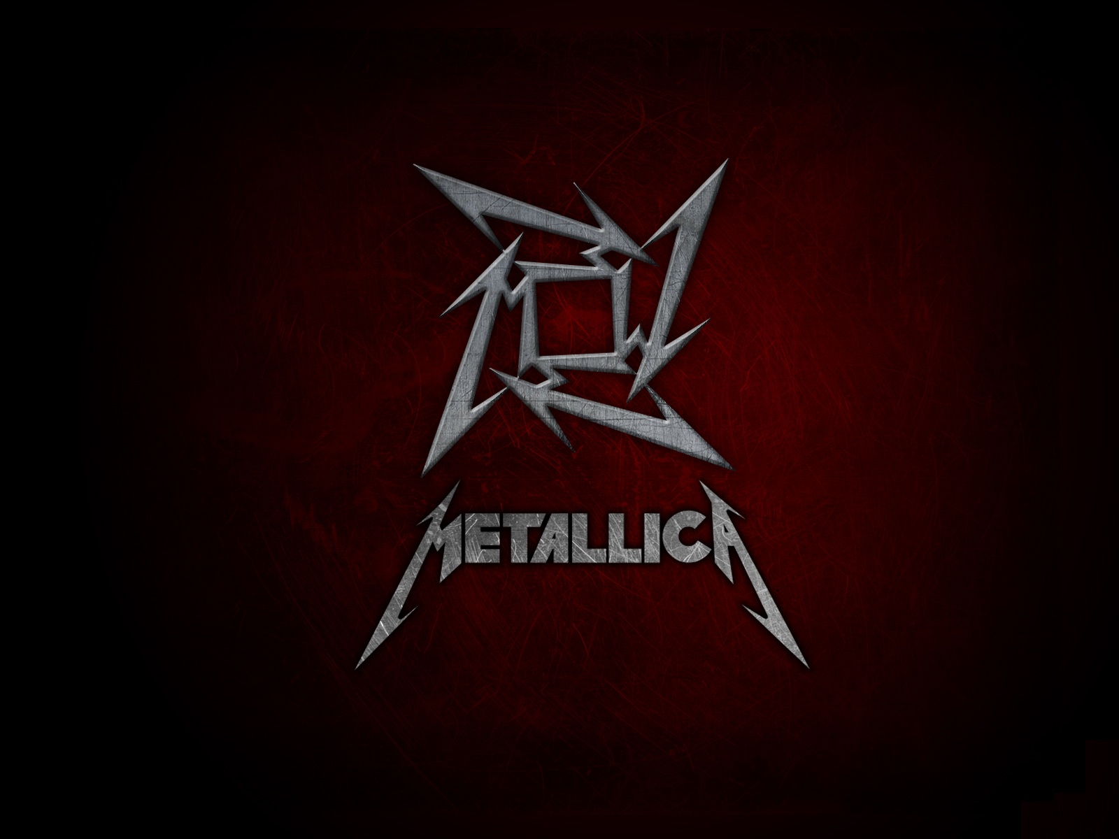 metallica wallpaper logo