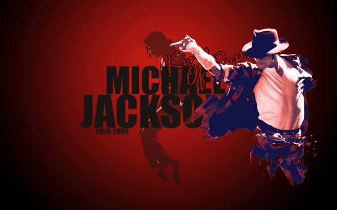 Michael Jackson Wallpapers HD red background