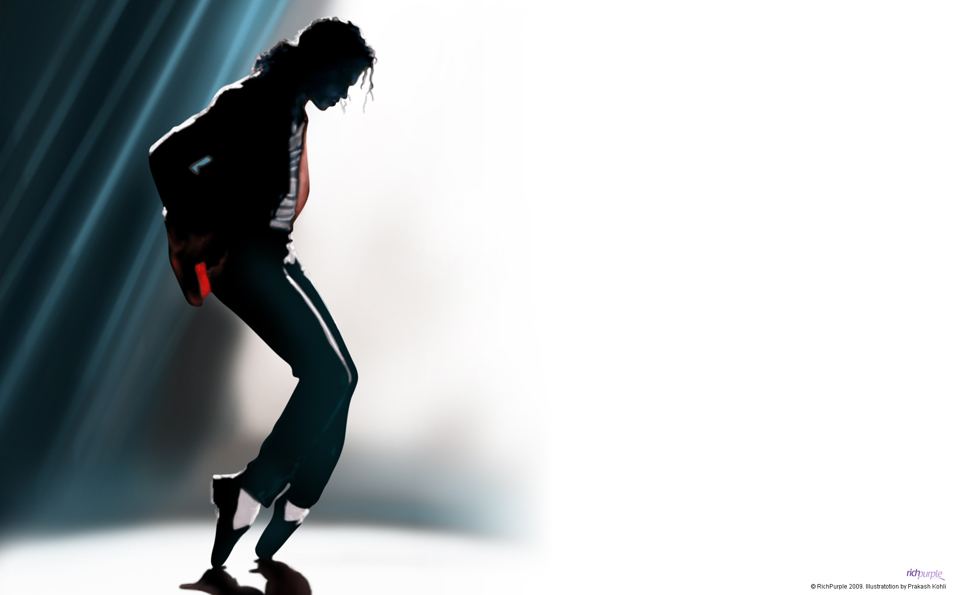 Michael Jackson Wallpapers HD white lights
