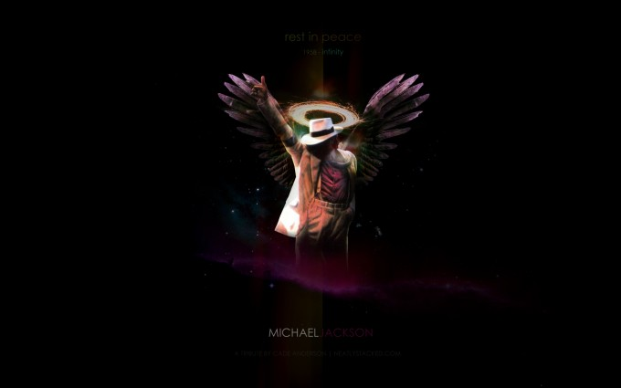 Michael Jackson Wallpapers HD wings
