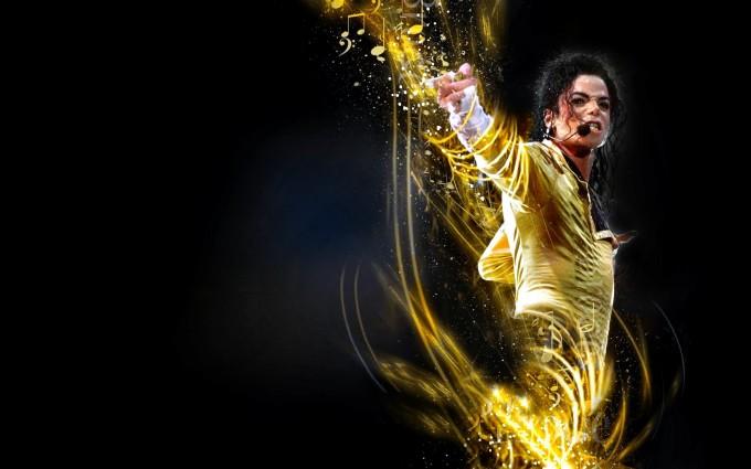 Michael Jackson Wallpapers HD golden top