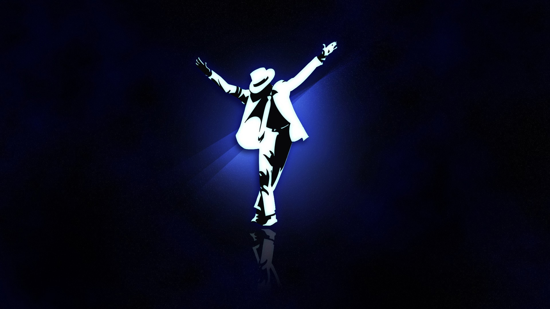 Michael Jackson Wallpapers HD blue background