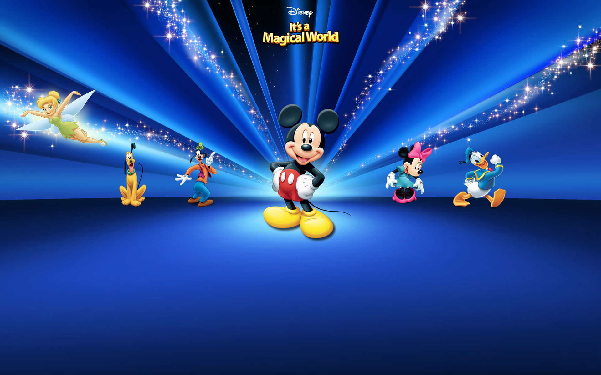 Mickey Mouse Wallpapers angel