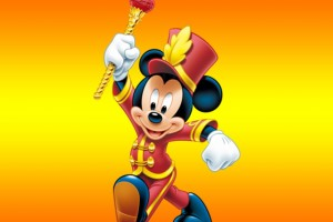 Mickey Mouse Wallpapers band