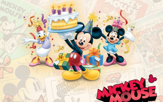 Mickey Mouse Wallpapers birthday