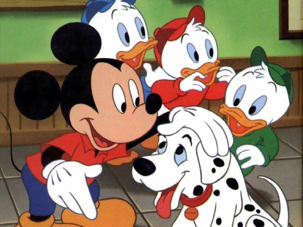 Mickey Mouse Wallpapers dalmation