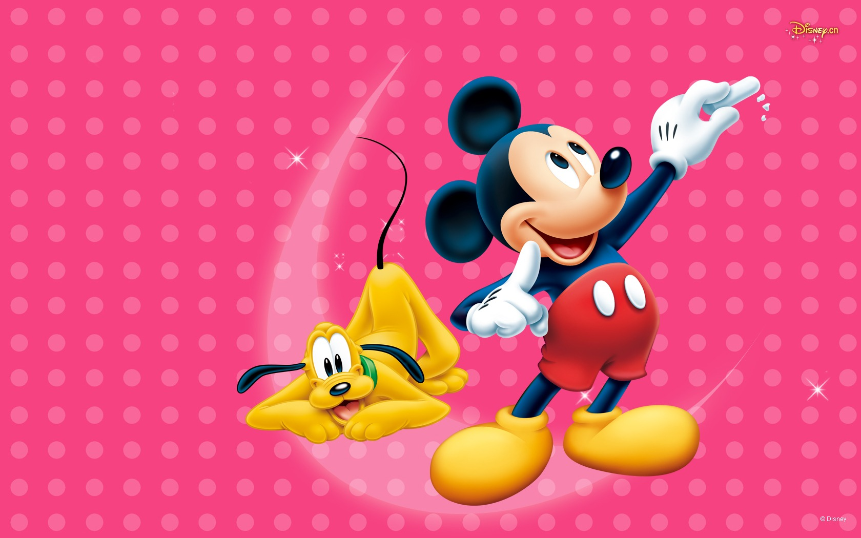Mickey Mouse Wallpapers dog