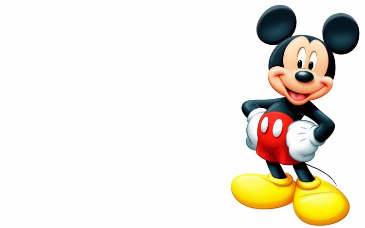 Mickey Mouse Wallpapers yellow