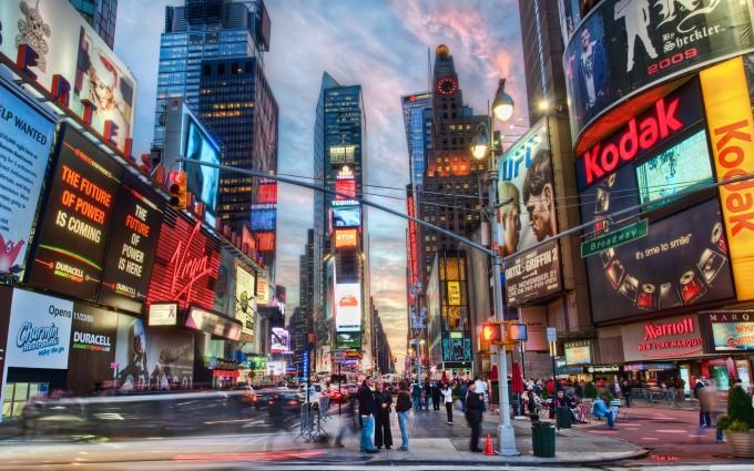Free New York City USA America HD Desktop wallpapers backgrounds wall murals downloads A15